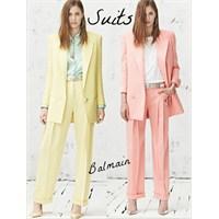 İlkbahar- Yaz Modası Trendleri