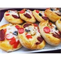 Hafta Başı Mini Pizzaları