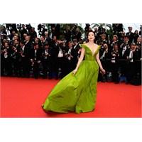 Cannes Film Festivali 2013 Kırmızı Halı Kıyafetler