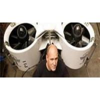 Kişiye Özel Sırt Jet Motoru, Jetpack