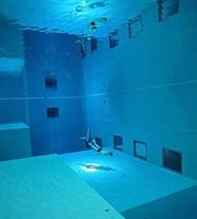 Dünyanın En Derin Yüzme Havuzu