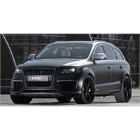 Audi Q7'nin Sokakta Pek Görünmeyen Modeli: V12 Tdi