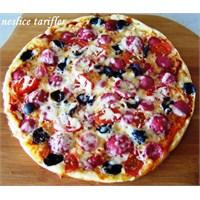 Tavada Pişen Pizza
