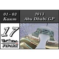 2013 Abu Dhabi Gp - Yarış Sonucu