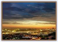Çamlıca Ve Çamlıcadan Manzaralar - İstanbul