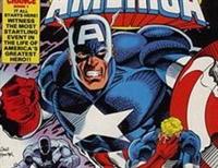 Captain America Geliyor