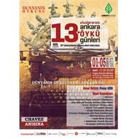 13.Ankara Öykü Günleri Başlıyor