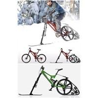 Kar Bisikleti Fikri İle 1 Milyon Dolar