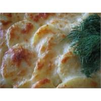 Kremalı Patates Tarifi >>