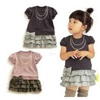 Kız Bebekler İçin Elbise Modelleri