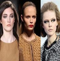 İşte 2010-2011 Sonbahar/kış Makyaj Trendleri