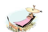 Adam Larkum Karikatürleri
