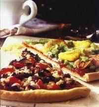 İkili Pizza Yapacaklara Tarif