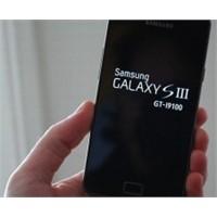 Samsung Galaxy S İii'ün Özellikleri