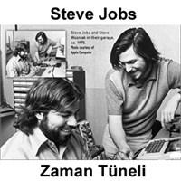Steve Jobs İle Zaman Tüneli (İnfografik)