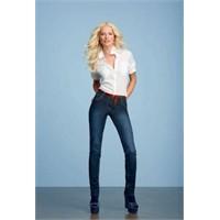 Sonbahar Kış Kadın Jean Pantolon Koleksiyonu