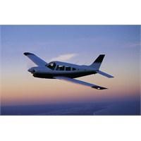 Yeni Uçağım: Piper Arrow