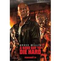 Bruce Willis ' E Ve ' Die Hard 5 ' E Güzelleme
