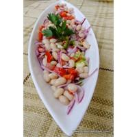 Barbunya Salatası Nasıl Yapılır.