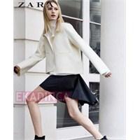Zara Sonbahar Kış Modelleri 2013 2014