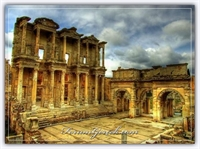 İzmir | Efes - Kuruluşu Tarihi Eserleri