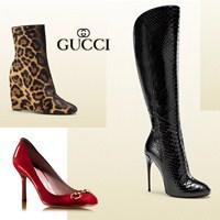 Gucci 2014 Kış Ayakkabı Ve Çizme Modelleri