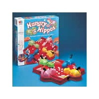 İntertoy Hungry Hippos Oyunu
