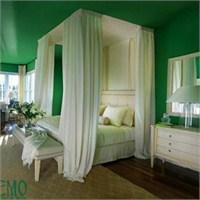 Zümrüt Yeşili Dekorasyon
