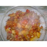 Fırında Mantarlı Tavuk Sote-15 Dakikida Hazır