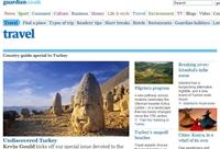 Guardian: En İyi Tatil Ülkesi Türkiye
