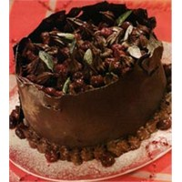Çikolatalı Şato Pasta Tarifi