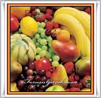 Meyveleri Karıştırıp Yemeyin