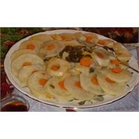 Günün Tarifi ' Portakallı Kereviz'