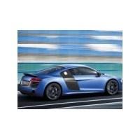 Audi R8 Makyajlandı...