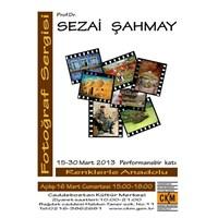 Prof.Dr.Sezai Şahmay Fotoğraf Sergisi