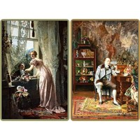 Johann Hamza (1850 – 1927) – Avusturyalı Ressam