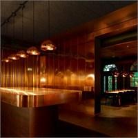 Blanchard'dan Basel'de Union Restaurant Aydınlatma