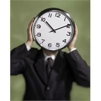 İş yerinde zamanı iyi kullanmanın yolları neler?