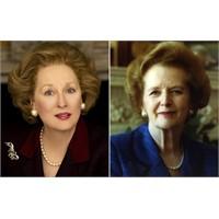 Meryl Streep'ten Margaret Thatcher Olurmuş!
