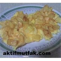 Patatesli Yumurta Nasıl Yapılır?