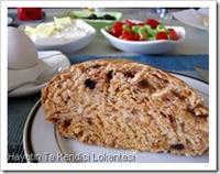 Kurutulmuş Domates Ve Zeytinli Ekmek