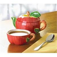 Şiddetli Öksürük Ve Balgam İçin Elma Çayı
