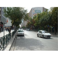 Eskişehir Kızılcıklı Caddesi