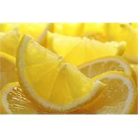 Karın Yağlarına Karşı Limon Suyu!!!