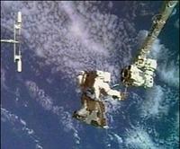 6,5 Saatlik Uzay Yürüyüşü Tamamlandı