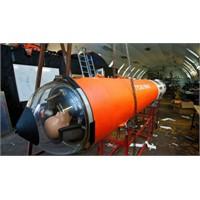 Dünyanın amatör yapılmış ilk roketi