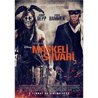 İlk Bakış: The Lone Ranger / Maskeli Süvari