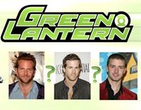 Green Lantern Belli Oldu