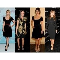 Trend: Kısa Siyah Elbiseler...