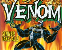 Venom Yazarını Buldu
